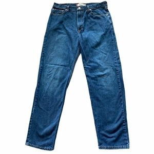 Levi's 550 Relaxed Fit Boot-Cut Jeans 36x34